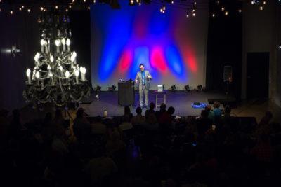 Banquet comedian magician